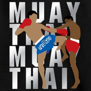 MUAY THAI - Teenage T-shirt