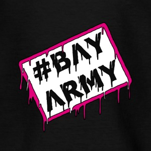 BayArmy GrimeEdit CamoPink - Teenager T-shirt