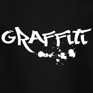graffiti - Teenager-T-shirt