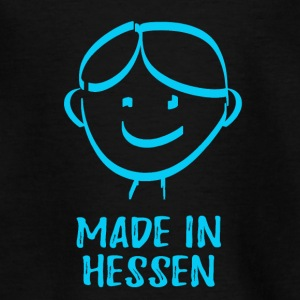 Made in Hessen, Bub - Teenager T-shirt
