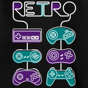Retro Gaming - Teenager-T-shirt