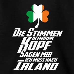 Die Stimme Irland - Teenager T-Shirt