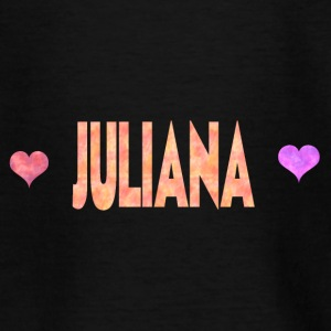 Juliana - T-shirt Ado