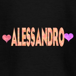 Alessandro - Teenager T-Shirt