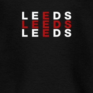 Leeds Flag Shirt - Leeds-T-shirt - Teenager-T-shirt