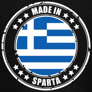 MADE IN SPARTA - Teenager T-Shirt