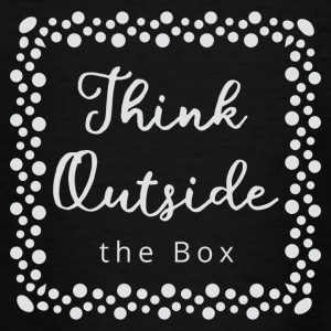 Think Outside the Box - Teenager T-Shirt