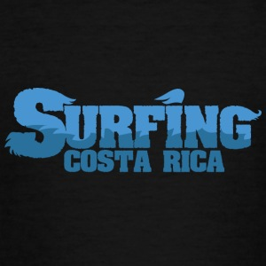 COSTA RICA Surfing Water Country - Teenager-T-shirt