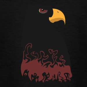 Burning Eagle - T-shirt tonåring