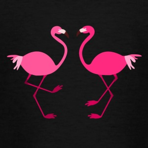 Flamingos for Spread shirts - Teenager-T-shirt