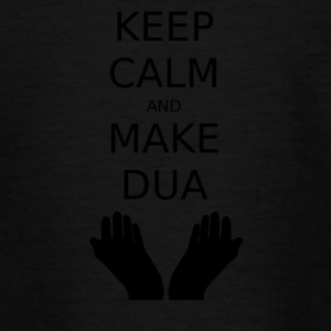 Keep calm and make Dua - Teenage T-shirt