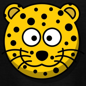 leopard - Teenage T-shirt
