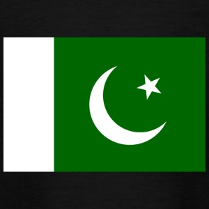 Pakistans nationale flag - Teenager-T-shirt