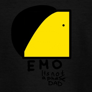 Emo - Teenager-T-shirt