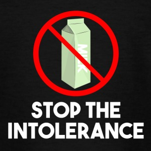 Stop The Intolerance - Camiseta adolescente