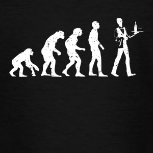 EVOLUTION TJENEREN! - Teenager-T-shirt