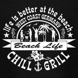 Chill Grill West Coast - T-shirt tonåring
