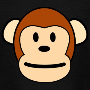 Monkey - Teenage T-shirt