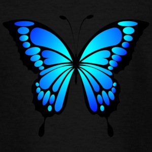 Butterfly - Teenage T-shirt