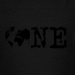 one world - Teenager T-shirt