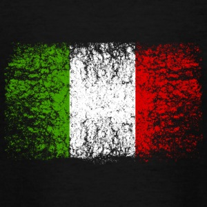 Italie 002 dessins ronds - T-shirt Ado
