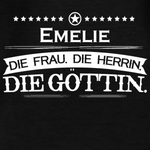 gift, myth, goettin, legend, emelie - Teenage T-shirt