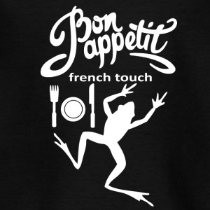 Bonappetit wite - Teenager T-Shirt