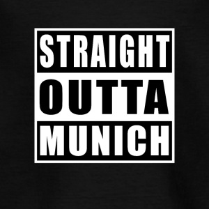 outta droit munich - T-shirt Ado
