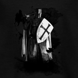 Templar Warrior - Teenage T-shirt