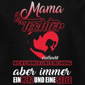 Mama Tochter - Teenager T-Shirt