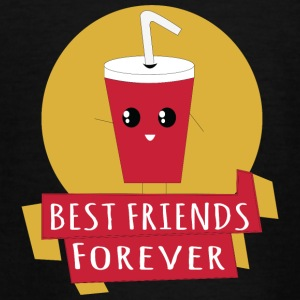 Best Friends Forever - COLA - Teenager T-shirt