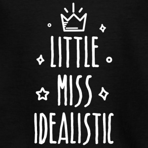 Little miss Idealistic - Teenage T-shirt