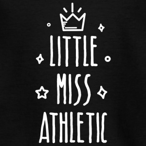 Little miss Athletic - Teenage T-shirt