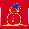 christmas dj - Teenage T-shirt