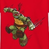 TMNT Turtles Raphael Ready For Action - Nuorten t-paita