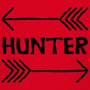 Hunter pile - Teenager-T-shirt