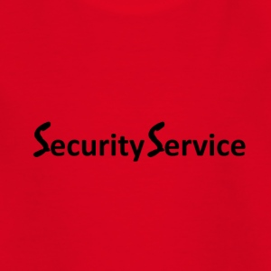 Security Service - Teenager T-Shirt