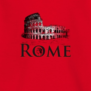 Rome italy holiday Colosseum caesar antique travel gif - Teenage T-shirt