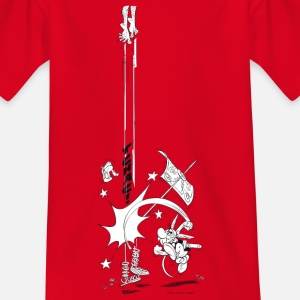 Asterix & Obelix Tchac! Teenager T-Shirt