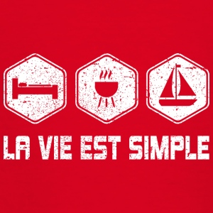LA VIE EST SIMPLE - VOILE - Teenager T-shirt