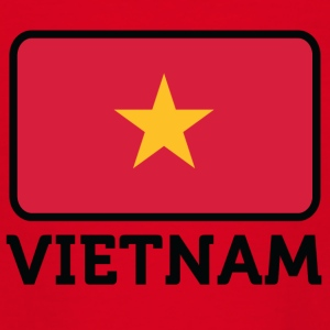 Nationale Vlag Van Vietnam - Teenager T-shirt