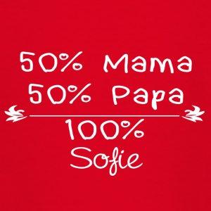 100% Sofie - Teenager T-Shirt