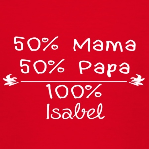 100% Isabel - Teenager T-Shirt