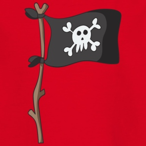 jolly Roger - Teenage T-shirt
