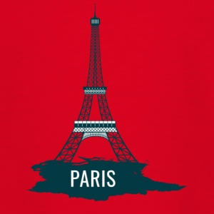 Ich liebe Paris - Teenager T-Shirt