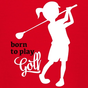 golf - Teenager T-shirt