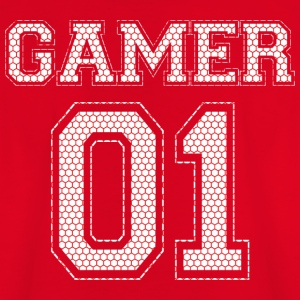 GAMER 01 - Red Edition - Teenage T-shirt