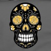 Traditional Mexican sugar skull, day of the dead. - Shoulder Bag
