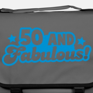50 Fifty and fabulous! Humour Birthday design