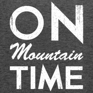 On Mountain Time - Women's Tank Top by Bella